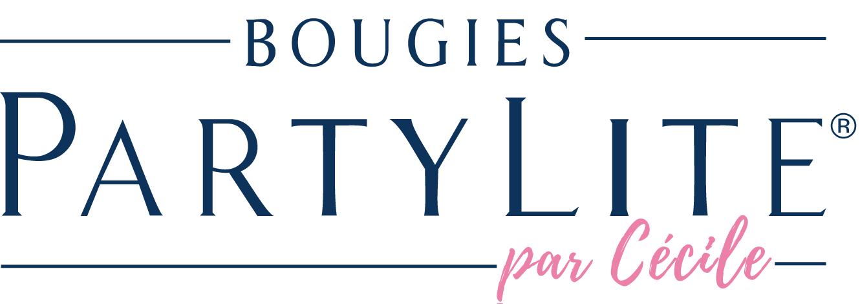 Bougie PartyLite par Cécile